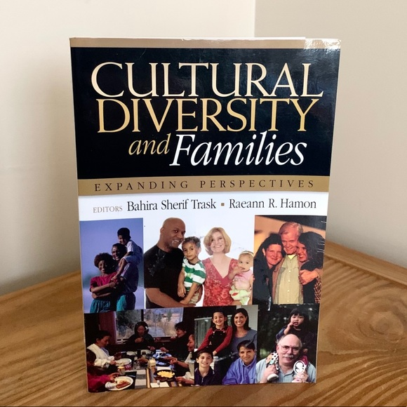 """3/$20 """"Cultural Diversity and Families"""" Textbook"""
